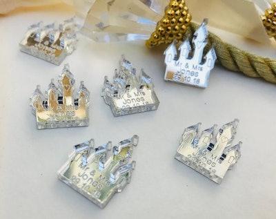 Personalised Fairytale Castle Wedding