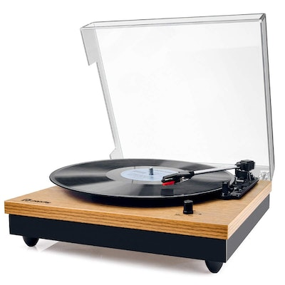Popsky Vintage Turntable