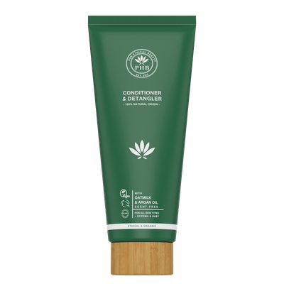 PHB Ethical Beauty Conditioner & Detangler with Oatmilk & Argan Oil