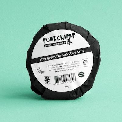 Pure Chimp Super Shampoo Bar