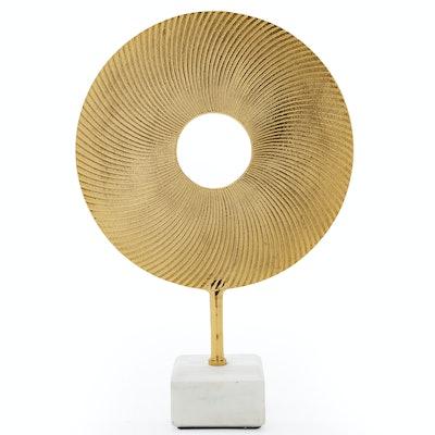 MoDRN Glam Decorative Circle