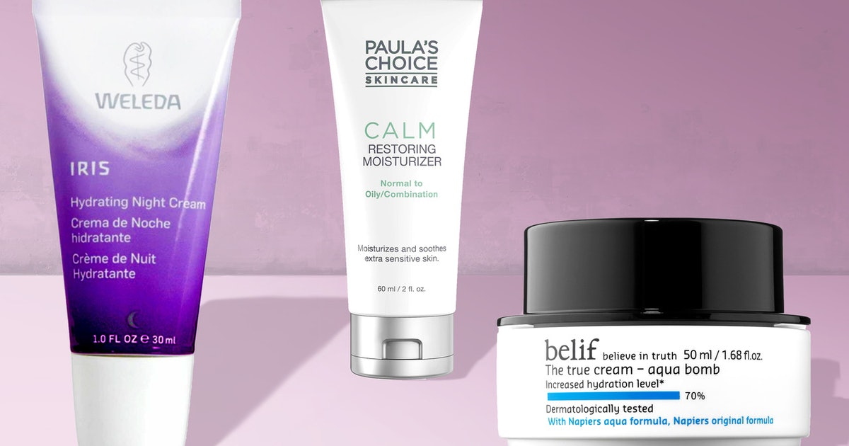 The 5 Best Night Creams For Your Face