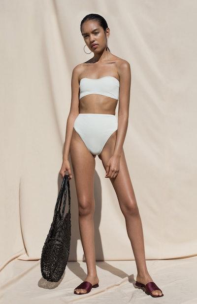 Isola Two Piece Swimsuit - Milk
