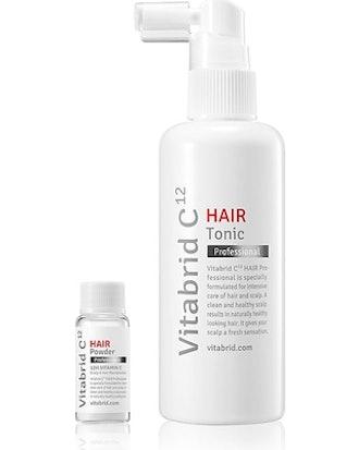 Hair Tonic Scalp Relief Set