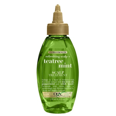 Tea Tree Mint Extra Strength Scalp Treatment