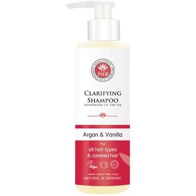 PHB Ethical Beauty Clarifying Shampoo with Argan & Vanilla for All Hair Types