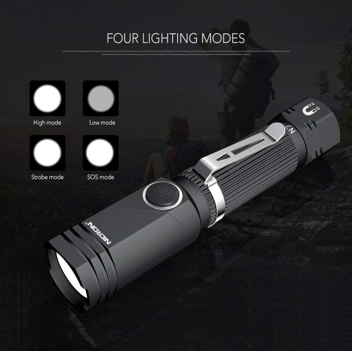 Nicron Flashlight