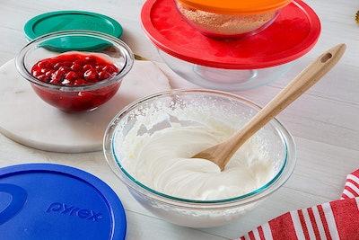 Pyrex Smart Essentials Mixing Bowls (Set Of 6)