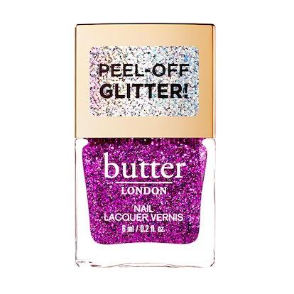 Cosmo Glazen Peel-Off Glitter Nail Polish