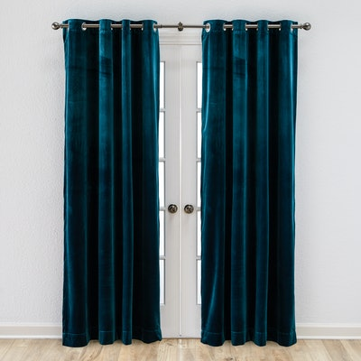 MoDRN Glam Velvet Panel Pair