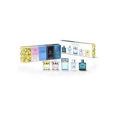 Versace Versace Miniatures Collection Perfume Mini Gift Set, 5 Pc