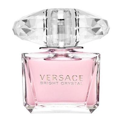 Versace Bright Crystal Eau De Toilette Spray Perfume for Women, 3 oz