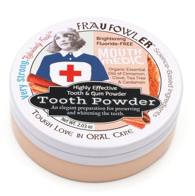 Frau Fowler Mouth Medic Tooth and Gum Powder