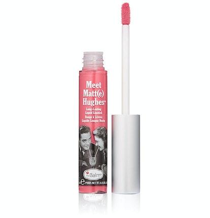 TheBalm Meet Matte Hughes Liquid Lipstick