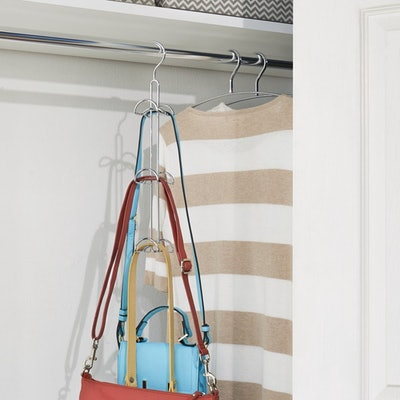 InterDesign Classico Hanging Closet Organizer