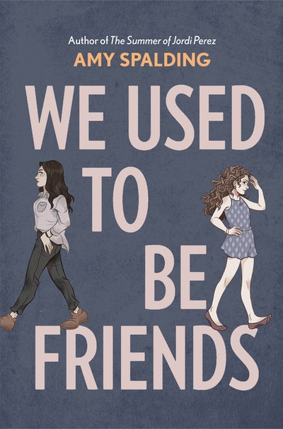 'We Used To Be Friends' by Amy Spalding