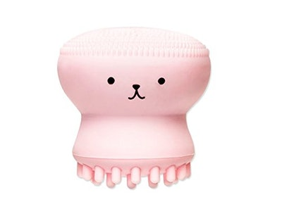 Etude House Exfoliating Jellyfish Silicone Brush