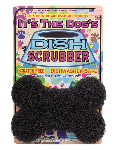JetzScrubz Pet Dish and Bowl Scrubber Sponge