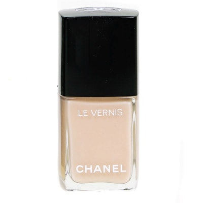 Le Vernis Longwear Nail Color in Blanc White