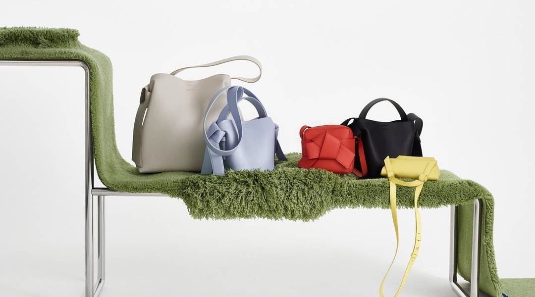 cheap for sale shoes for cheap latest discount Acne Studios' Musubi Bag Is Getting An Update Featuring One ...