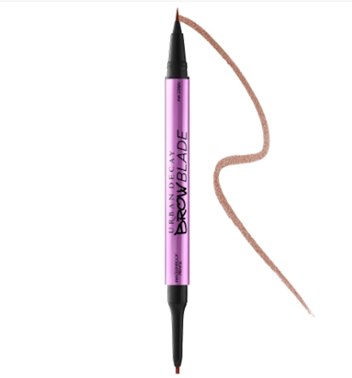 URBAN DECAY Brow Blade Waterproof Eyebrow Pencil & Ink Stain