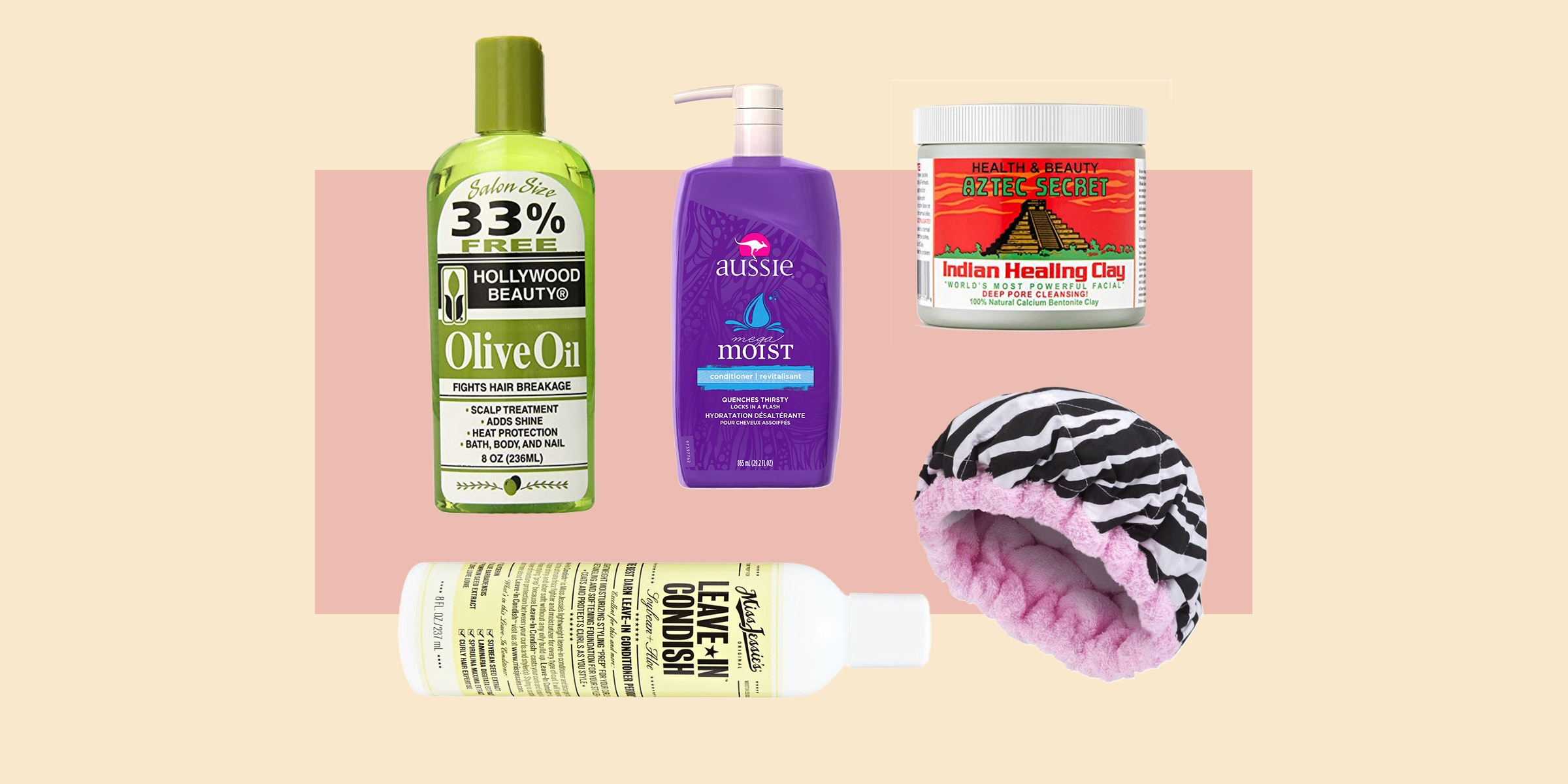 27 Of The Best Products To Use On 4C Hair,