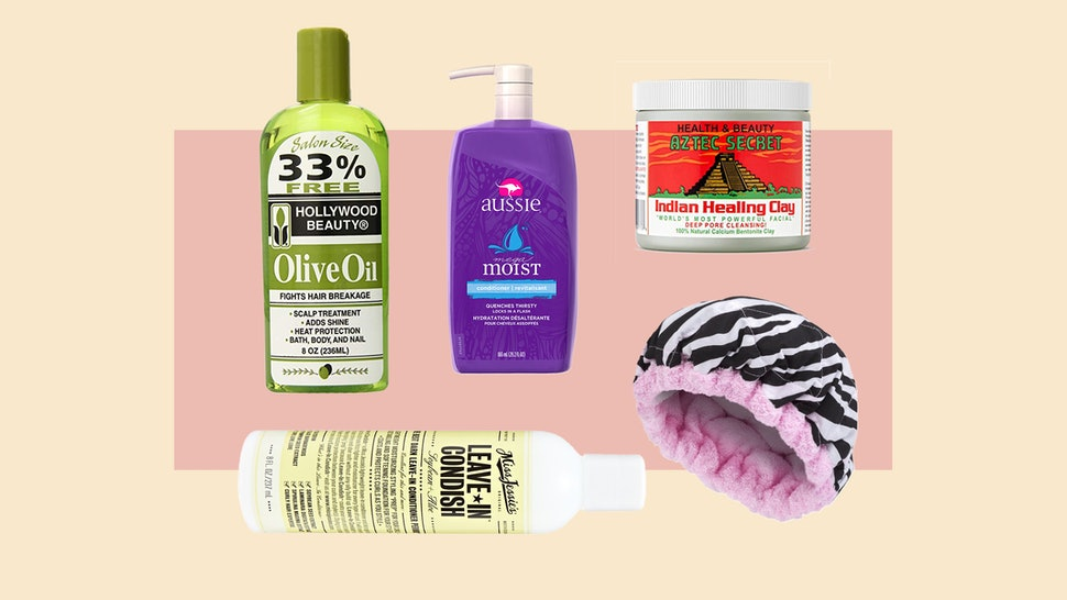 Products To Use On 4C Hair