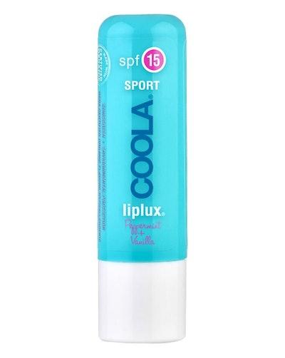 COOLA Liplux SPF 15 Peppermint Vanilla