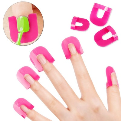 yueton Nail Polish Stencil (Pack of 26)
