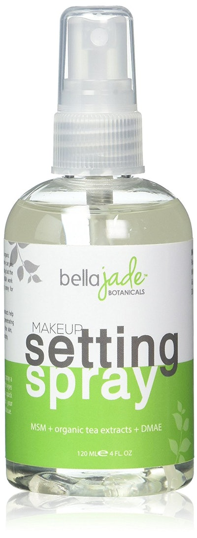 Bella Jade Botanicals Makeup Setting Spray With Green Tea