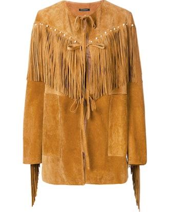 Western Fringe Jacket