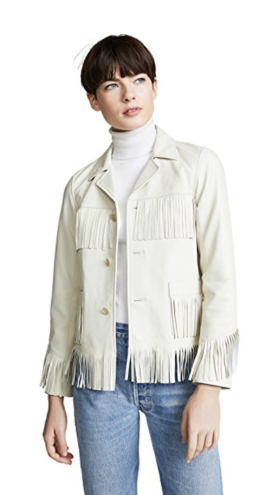 Frida Jacket in Bone