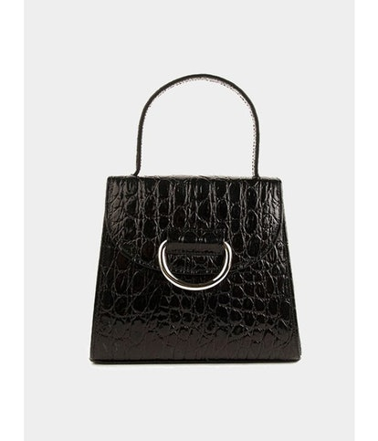 Little Liffner [Exclusive] Little Lady Bag_Glossy Black