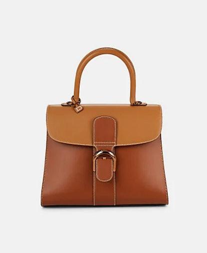 Leather Satchel