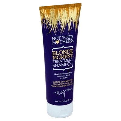 Not Your Mother's Blonde Moment Treatment Shampoo - 8oz