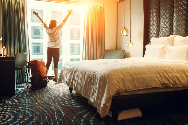 Many chain hotels are offering Travel Tuesday deals.