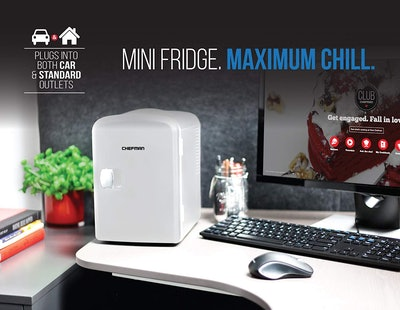 Chefman Portable Fridge