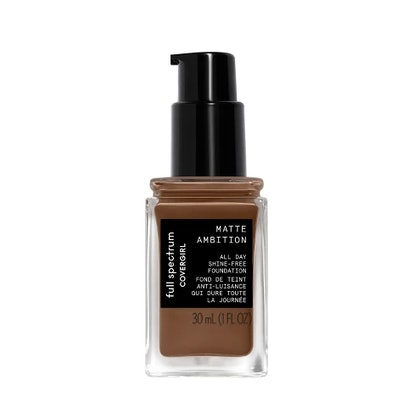 COVERGIRL Matte Ambition- All Day Foundation Deep/Tan Shade