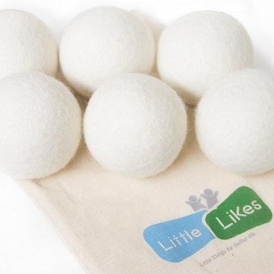 Little-Likes Dryer Balls (6 Pack)