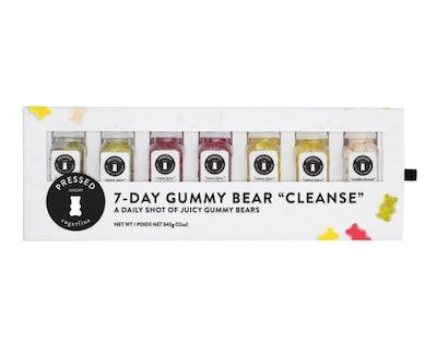 "7-Day Gummy Bear ""Cleanse"""