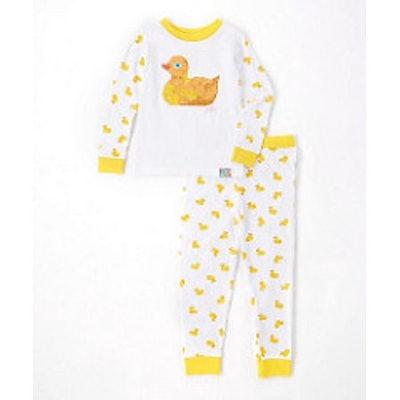 Eric Carle Rubber Duck Pajamas