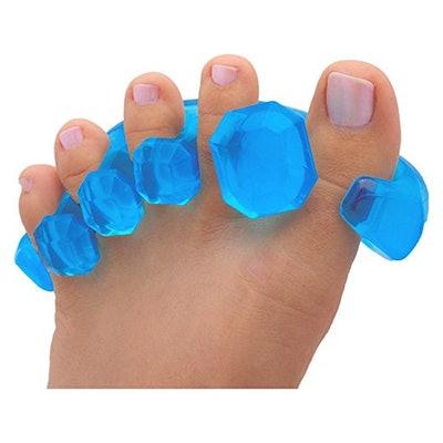 Yoga Toes: Gel Toe Stretcher & Separator