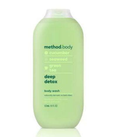 Method Body Wash Deep Detox
