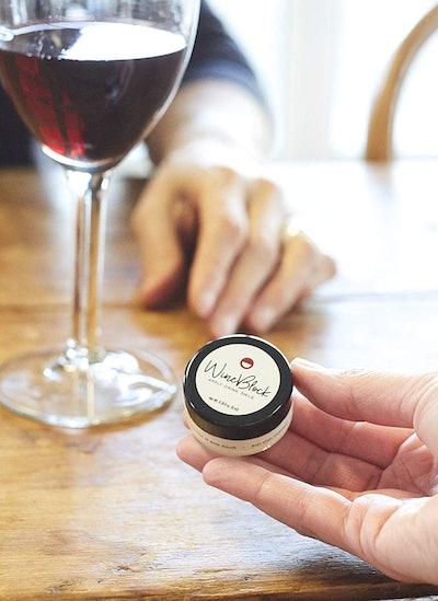 WineBlock Red Wine Stain Lip Balm