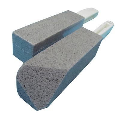 BATTLEHYMN Toilet Bowl Pumice Stone (2 Pack)