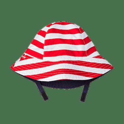Cat & Jack Baby Boys' Stripe Bucket Hat