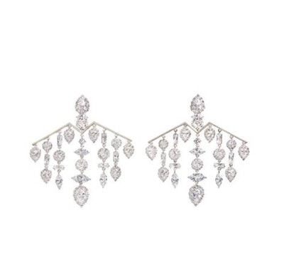 Versaille Chandelier Earrings