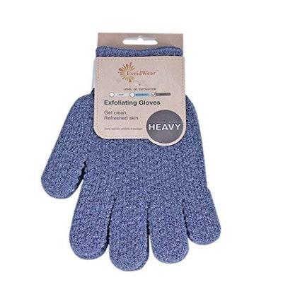 Evridwear Exfoliating Body Scrub Gloves