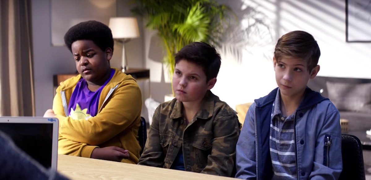 The 'Good Boys' Trailer Is So Dirty, Even Star Jacob Tremblay Isn't Allowed To Watch It — VIDEO