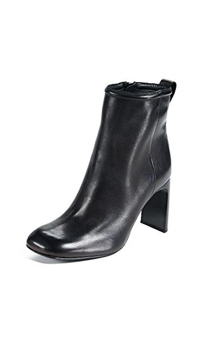 Ellis Booties in Black